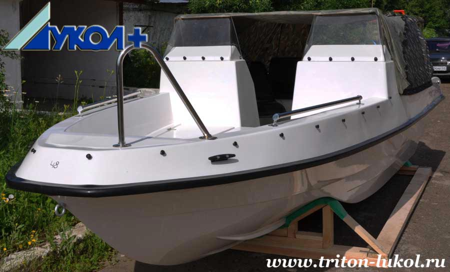 тритон питер лодки